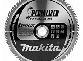 Makita диск пильный Standart 260*30*40