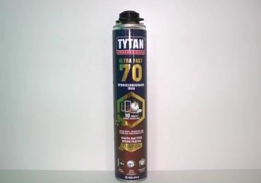 Пена TYTAN ULTRA FAST 70